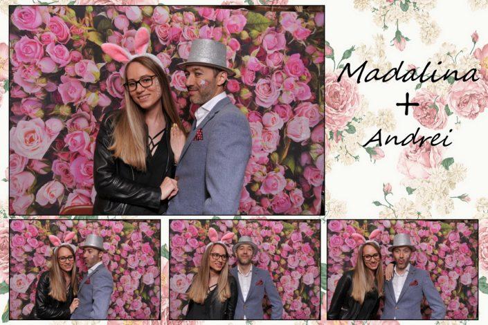 Cabina foto pentru evenimente, nunta, botez, petreceri, oglinda magica