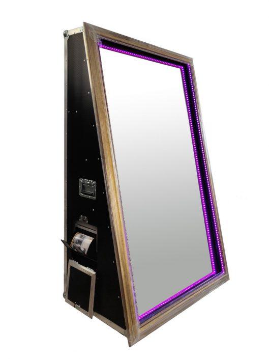 Oglinda Magica - Cabina foto